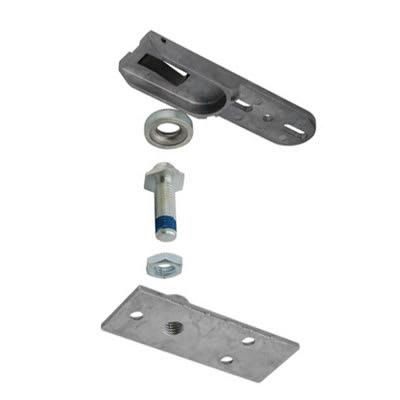 DORMA RTS85 Universal Floor Pivot - 8552/3 End Load