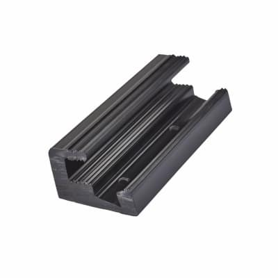 Exitex Angled Timberbead Clips - TBCA - Black - Pack 25