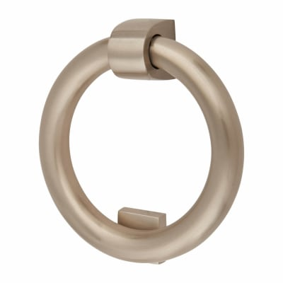 M Marcus Ring Door Knocker - 107 x 77mm - Satin Nickel