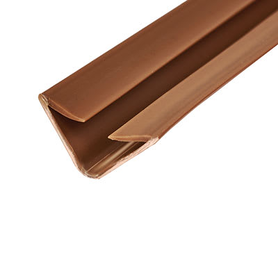 Lorient IS1515 Batwing Acoustic and Smoke Seal - 15 x 15 x 2100mm - Light Brown - Pack 5