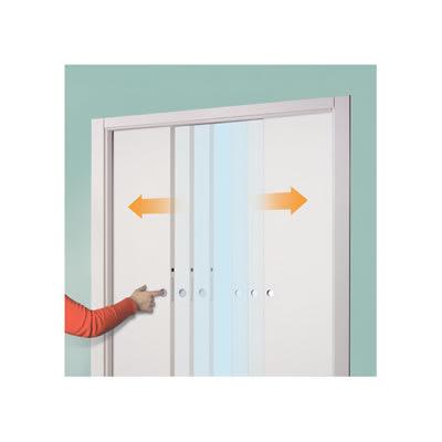 Eclisse Double Door Synchronisation Kit - 20kg per Door Capacity
