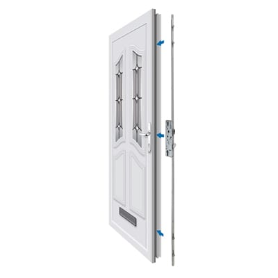 Yale Doormaster™ Universal Replacement Multipoint Lock - 35mm Backset