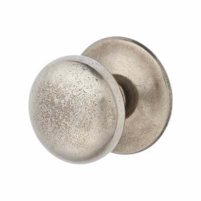Finesse Centre Door Knob - 82mm - Pewter