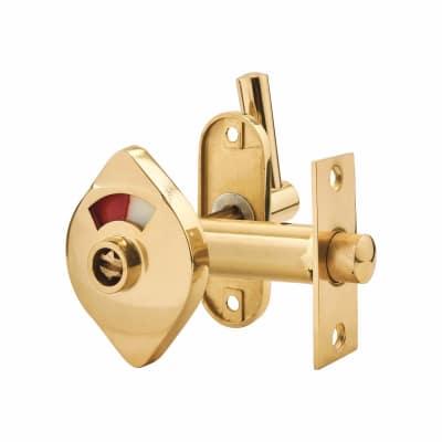 Lever Indicator Bolt - Polished Brass