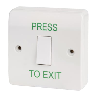 Egress Button - 85 x 85mm