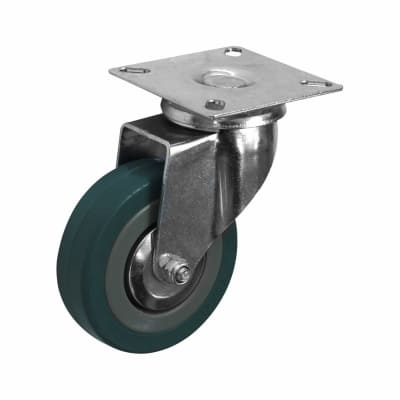 Coldene General Purpose Castor - Swivel - 30kg Maximum Weight - Grey