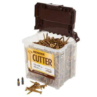 Reisser Cutter Tub - 5 x 50mm - Pack 600