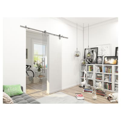 Vetroglide TECH Glass Door System - Left Hand