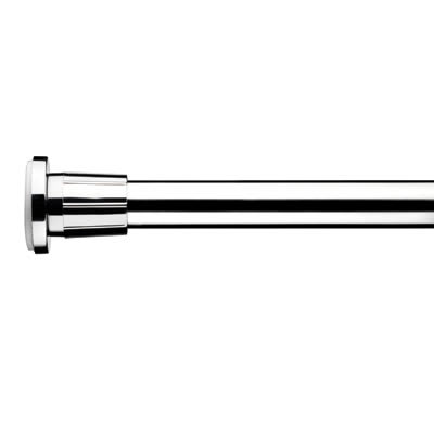 Croydex Shower Rail - Telescopic Rod - 1100-2600mm - Chrome