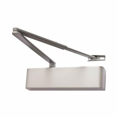 Rutland® TS9204.BC Door Closer - Silver