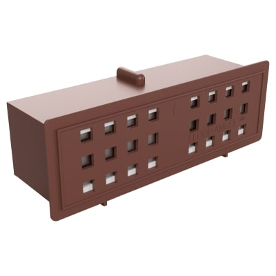 Flood Air Brick - Terracotta