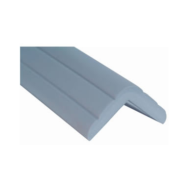 Desk Edge Protector - Grey