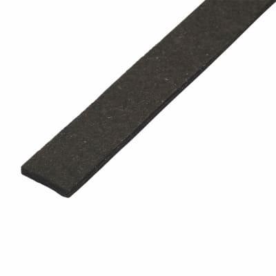 Sealmaster Fire Rated Glazing Tape - 12 x 2mm x 10m - Black
