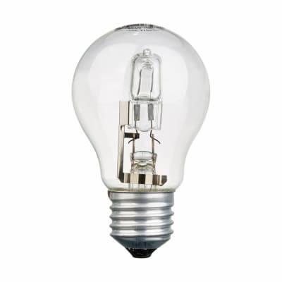 Crompton 105W ES GLS Halogen Lamp - Dimmable - Clear