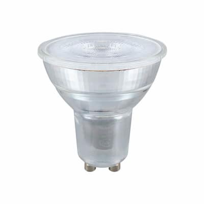 Crompton 4.5W LED GU10 Glass SMD Lamp - 4000K