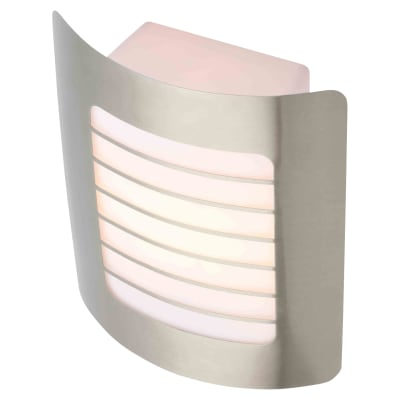 Stanley Panel Wall Light - Stainless Steel