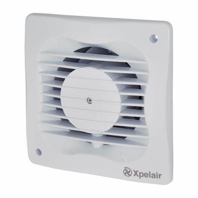 Xpelair VX100T 4 Inch Axial Extractor Fan with Timer ...