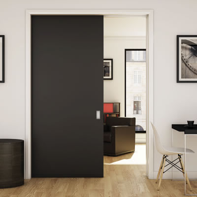 Ducasse 150kg Concealed Straight Sliding Door Gear - 2000mm Track