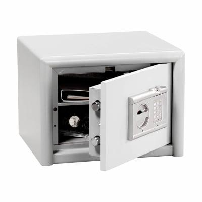 Burg Wächter CL 10 E FS Combi-Line Electronic Biometric Fire Safe - 320 x 435 x 380mm - Light Grey