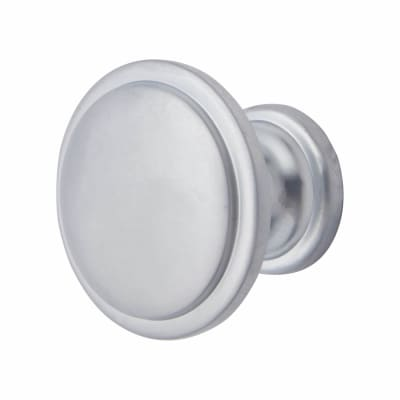Elan Disc Cabinet Knob - 30mm Diameter - Matt Chrome