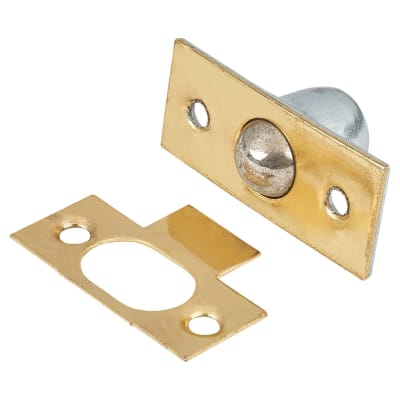 Bales Catch - 16mm - Electro Brass - Pack 10