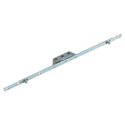 Avocet Inline Espagnolette Window Lock - 400mm - 20mm Backset - 8mm Cam