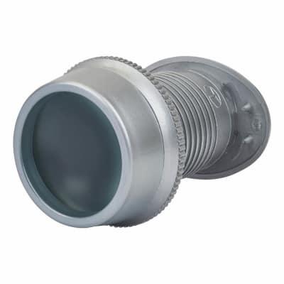 Ultrascope Equality Act Compliant Door Viewer - Door Thickness 44-50mm - Silver