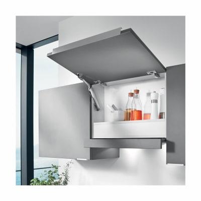Blum AVENTOS HK-XS - Cabinet Door Lift Mechanism - Small/Medium - Power Factor (LF) 500 - 1500