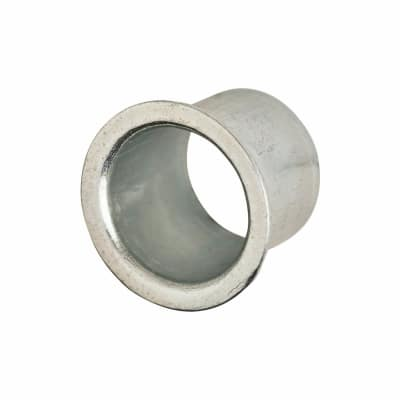 Ferrule Type Escutcheon - Bright Zinc Plated