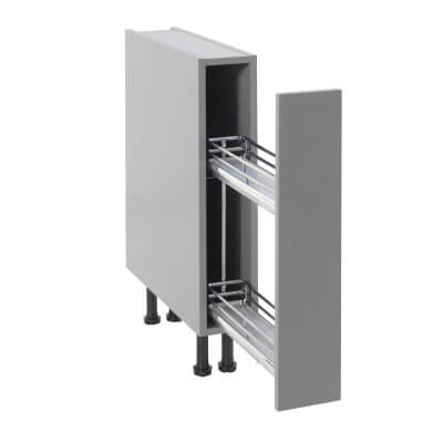 Universal Base Pull Out Plus with Soft Close - Suit 150mm Base Unit