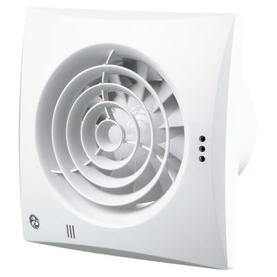 Blauberg Calm Extractor White Fan Humidity - 100mm