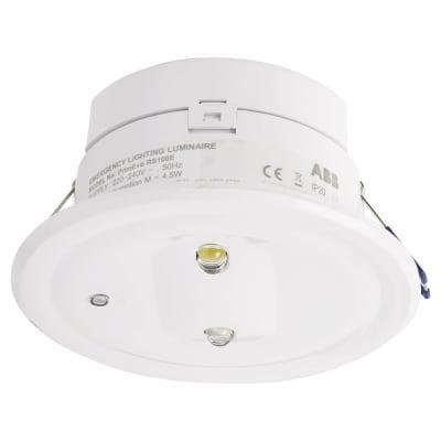 PrimEvo 3W Recessed LED Emergency Downlight - IP20