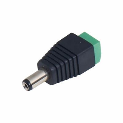 Qvis DC Male Power Connector