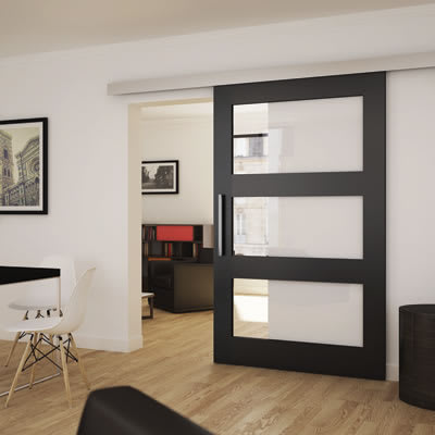 Coburn Panther Sliding Door Gear - Door size up to 600mm