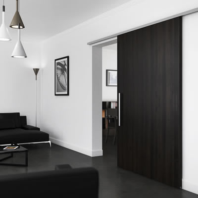 KLÜG Softslide 90 Soft Open/Close Door System Side Mounted Track - 2000mm