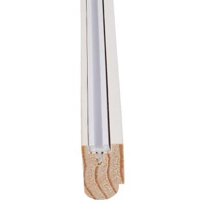 FSC® Timber Staff Bead - 20x15mm - Pack 5 x 3000mm - Primed
