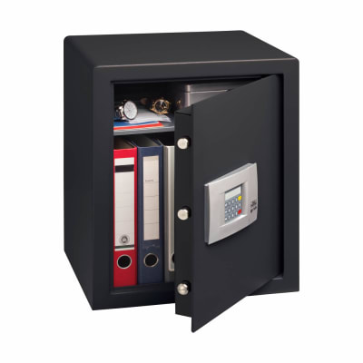 Burg Wächter P 4 E PointSafe Electronic Safe - 500 x 416 x 350mm - Black