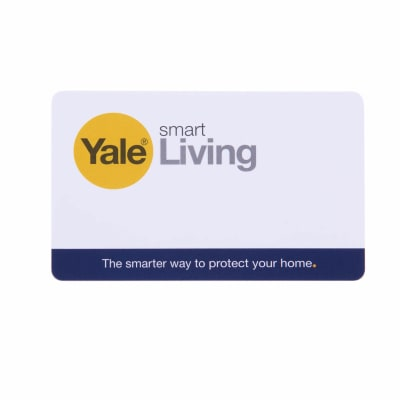 Yale® Keyless Nightlatch RFID Key Card - Pack 2 P-YD-01-CON-RFIDC