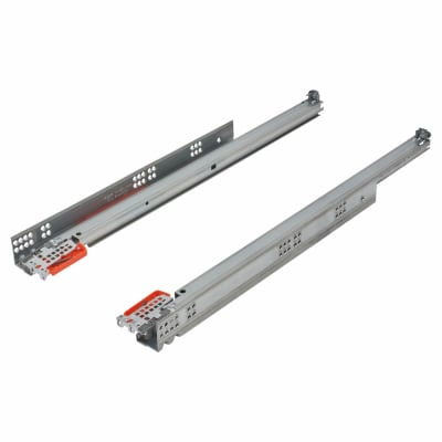 Blum TANDEM BLUMOTION Soft Close Drawer Runners - Full Extension - 650mm - 50kg