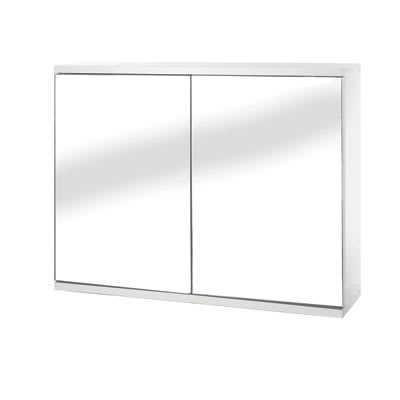 Croydex Simplicity Cabinet - Double Door - 450 x 600 x 140mm