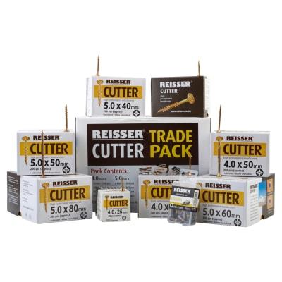 Reisser Cutter Trade Case - Pack 1600