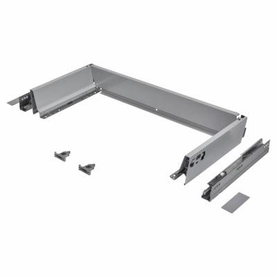 Blum TANDEMBOX ANTARO Drawer Pack - BLUMOTION Soft Close - (H) 84mm x (D) 350mm x (W) 800mm - Grey