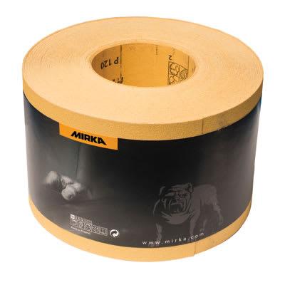 Mirka Gold Proflex - 115mm x 50m - Grit 80