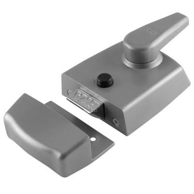 ERA® Replacement Nightlatch - 60mm Backset - Satin
