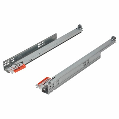 Blum TANDEM BLUMOTION Soft Close Drawer Runners - Full Extension - 550mm - 30kg