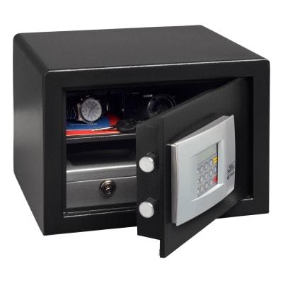 Burg Wachter Pointsafe Electronic Safe - 255 x 350 x 300mm - Black