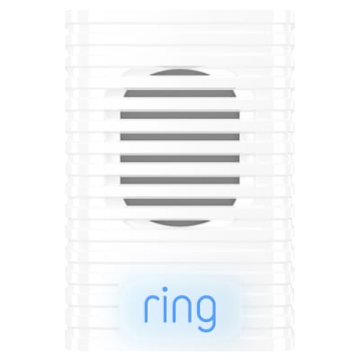 Ring Wireless Chime - White