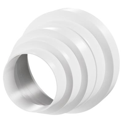 Blauberg Plastic Ducting Cone Reducer - 150mm - 80mm