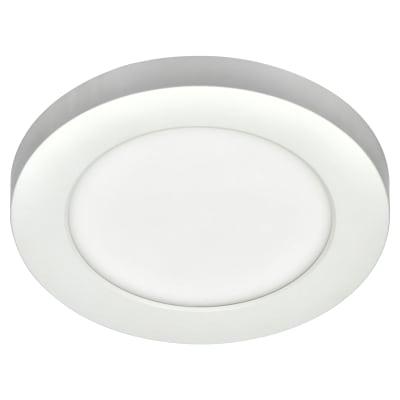Forum 6w Tauri  LED Flush Wall/Ceiling Panel - White