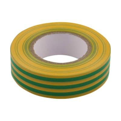 Unicrimp PVC Tape - 19mm x 33m - Yellow/Green